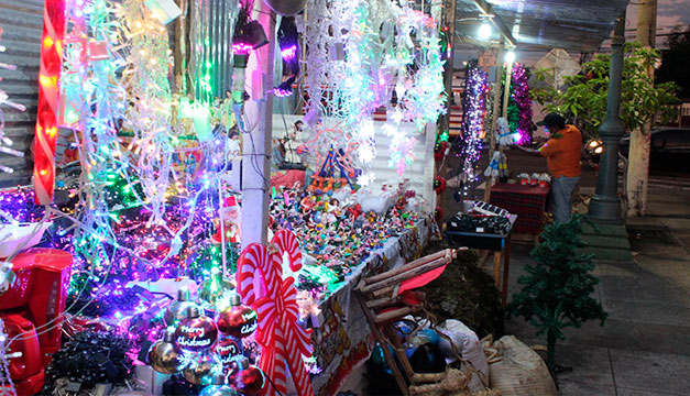 Mipymes optimistas por inicio de ventas de Navidad y fin de año