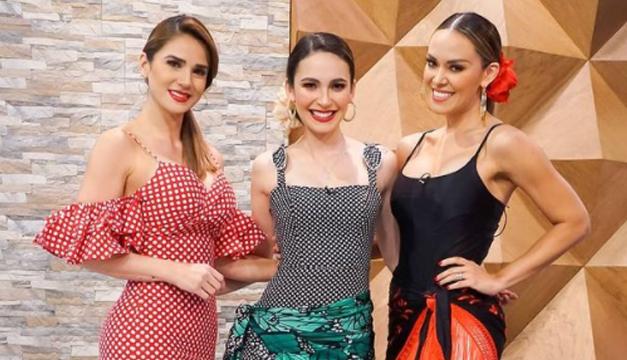 """Presentadora de """"Viva la Mañana"""" enciende Instagram con sus fotos en bikini"""