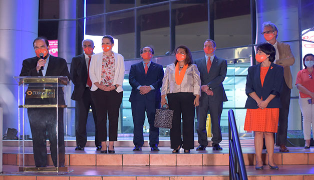 Banco CUSCATLAN se une a ONU Mujeres en la lucha contra la violencia de género