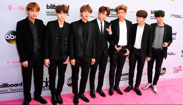 El nuevo álbum de BTS atrae a millones de fans pocas horas después de su lanzamiento