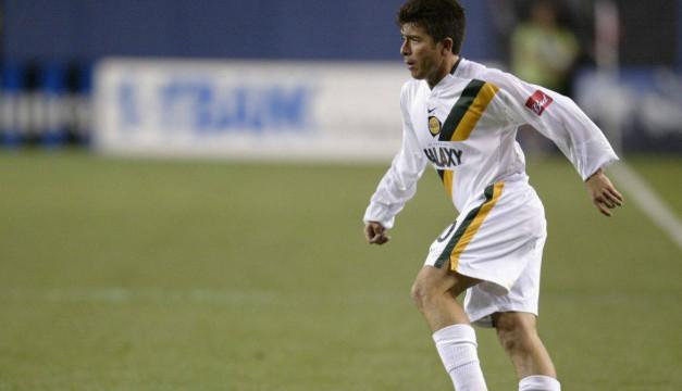 Mauricio Cienfuegos forma parte del once histórico de L.A. Galaxy de la MLS