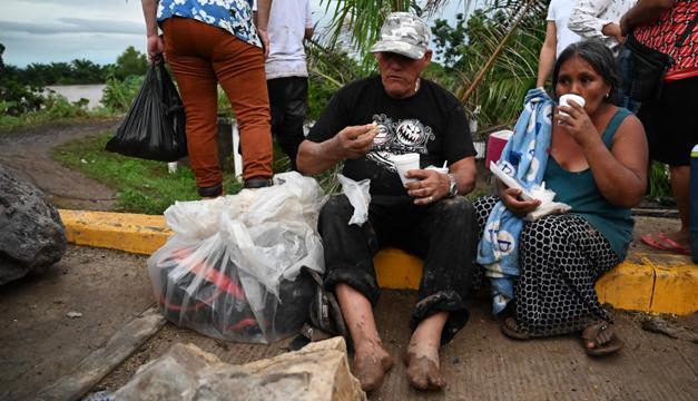 ¿Cuántas personas padecerán hambre en Centroamérica por pandemia y huracán Eta?