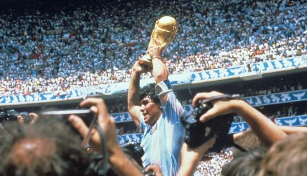 Diego Maradona y Argentina, un romance que se extendió por casi dos décadas