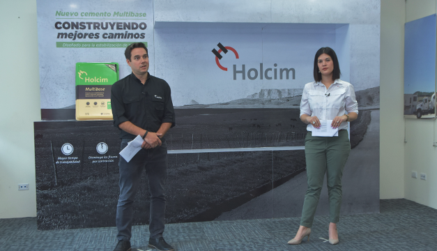 Holcim impulsa la construcción sostenible introduciendo cemento Multibase
