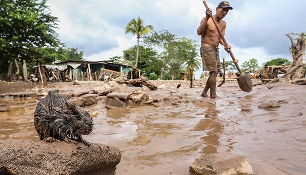 Al menos $11.000 millones perdió Honduras en últimos 30 años debido a huracanes y tormentas