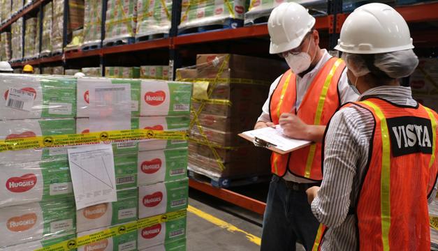Advierten sobre productos de higiene contaminados por una bacteria