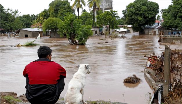 Huracán Iota causa al menos 25 muertes a su paso por Centroamérica y el Caribe