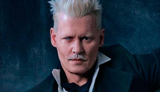 Warner Bros encontró un nuevo mago Grindelwald