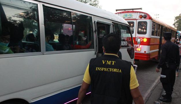 VMT: Más de 8 mil multas al transporte público desde reactivación económica