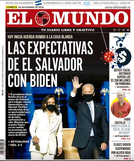 El Mundo Digital 09/11/20