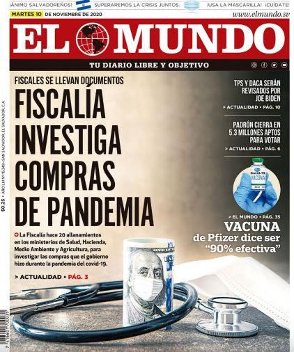 El Mundo Digital 10/11/20