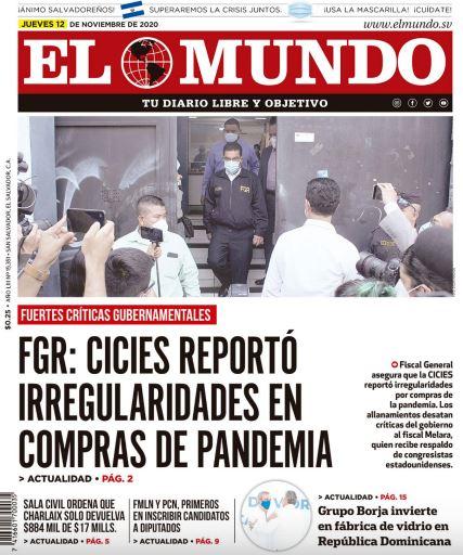El Mundo Digital 12/11/20