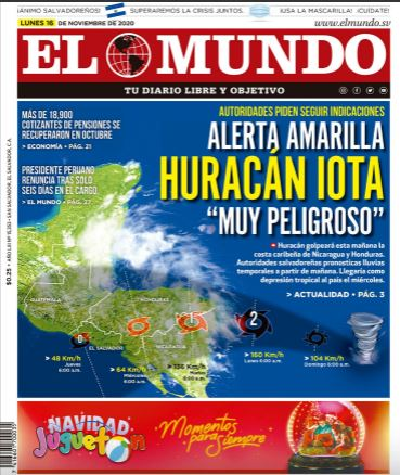 El Mundo Digital 16/11/20