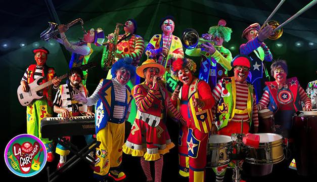 """La orquesta salvadoreña """"Carcajada"""" realiza su lanzamiento oficial"""
