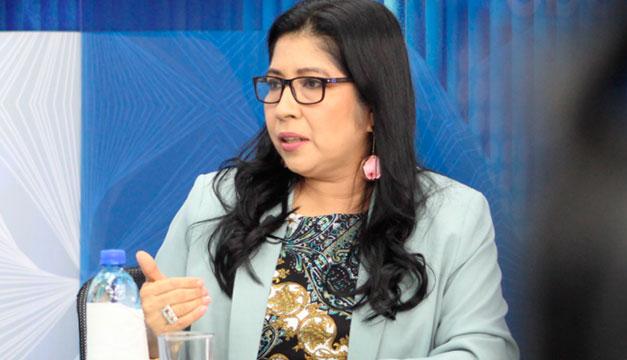 Presidenta del TSE rechaza obstaculización en inscripción de candidaturas