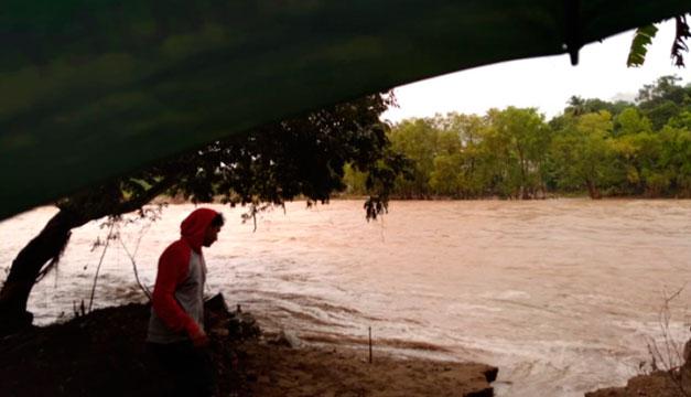 MARN advierte de probabilidad deslizamientos y desbordamientos de ríos