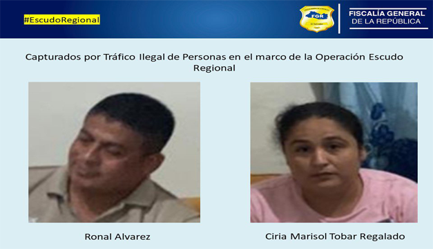 Capturan a candidato a alcalde del occidente por presunto tráfico de personas