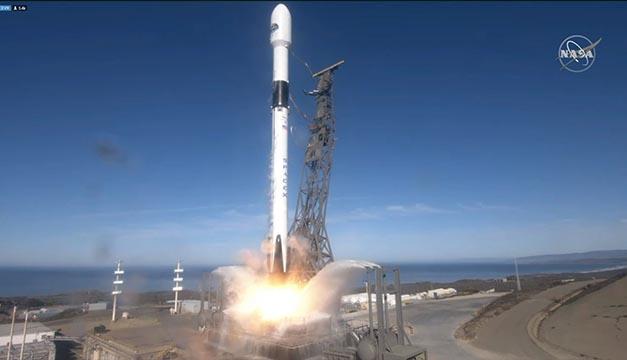 Lanzan el satélite 'Sentinel-6 Michael Freilich', construido para vigilar los cambios en el nivel del mar