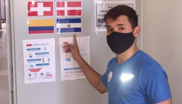 Uriel Canjura participará en el XI Internacional Mexicano 2020