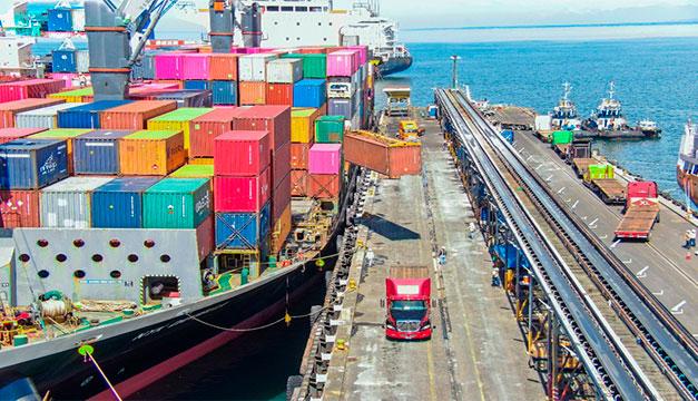 Exportaciones de El Salvador cayeron $913.2 millones en 2020