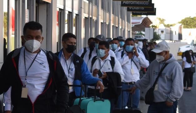 EEUU ofrecerá 6.000 visas de trabajo temporales a centroamericanos