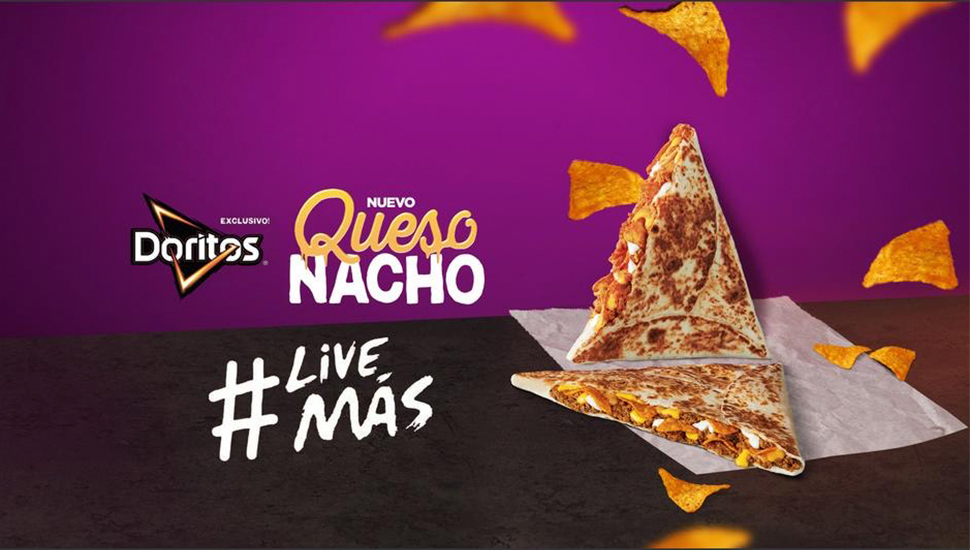Taco Bell trae una nueva experiencia crunchy para los salvadoreños