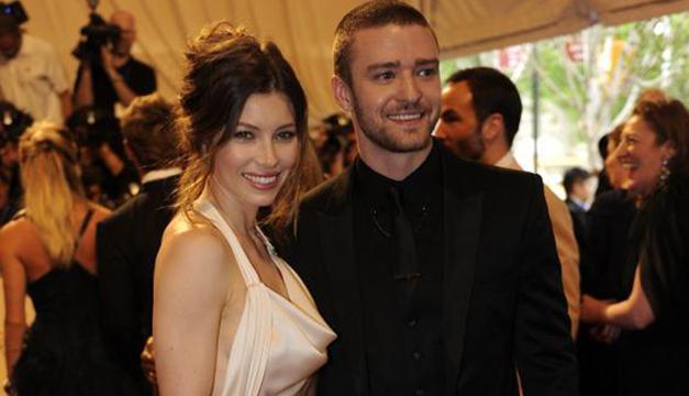 Justin Timberlake y Jessica Biel se convierten nuevamente en padres