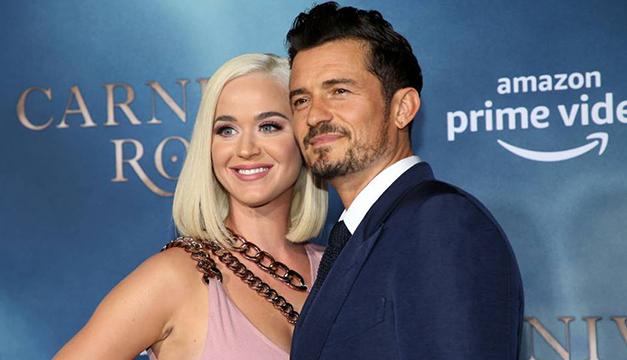 Katy Perry celebra el cumpleaños número 44 de su pareja Orlando Bloom
