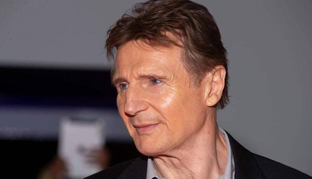 Liam Neeson se retira del cine de ficción