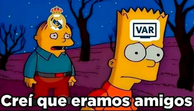 Los memes aniquilan al Real Madrid tras ser eliminado de la Supercopa de España