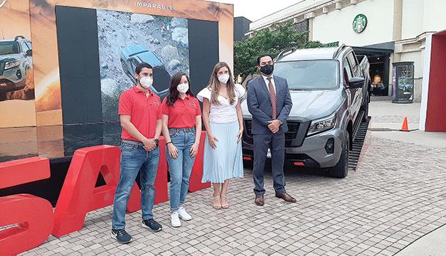 Nuevo Nissan Frontier: más robusto e inquebrantable
