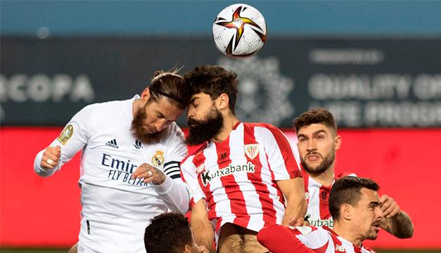 Athletic elimina al Real Madrid y jugará final de Supercopa ante Barça