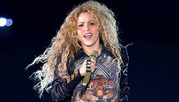 Shakira vende todo su catálogo musical