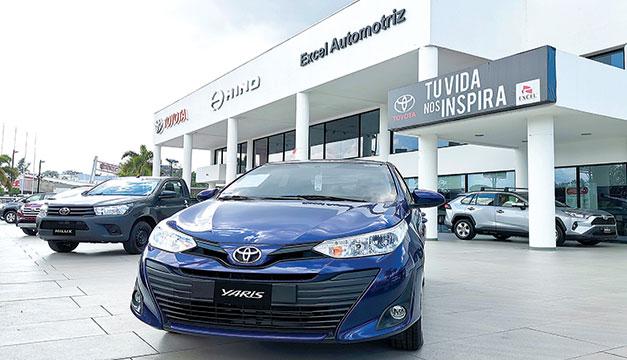 Toyota trae la promoción perfecta para que sus clientes estrenen el vehículo de sus sueños