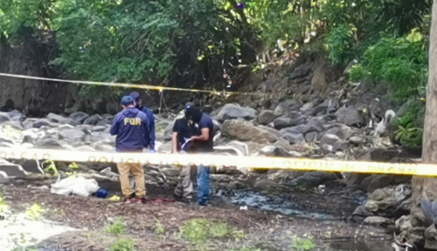 Localizan más restos de una mujer desmembrada en un río en Usulután