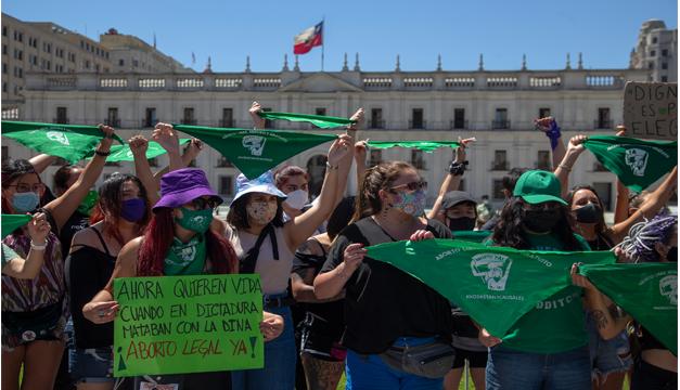 Congreso de Chile inicia debate para despenalizar el aborto