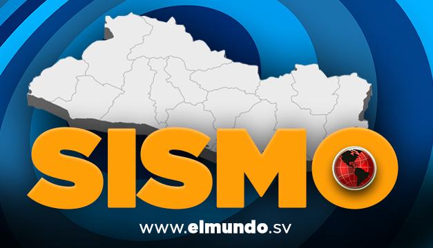 Fuerte sismo de 6.3 frente a costas nicaragüenses sacude El Salvador esta madrugada