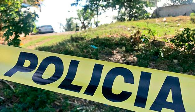 Asesinan a mujer en Olocuilta, La Paz