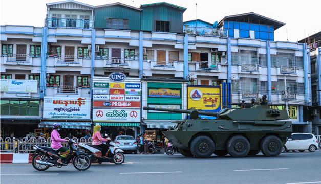 Se cumplen seis meses desde que los militares tomaron el poder en Birmania