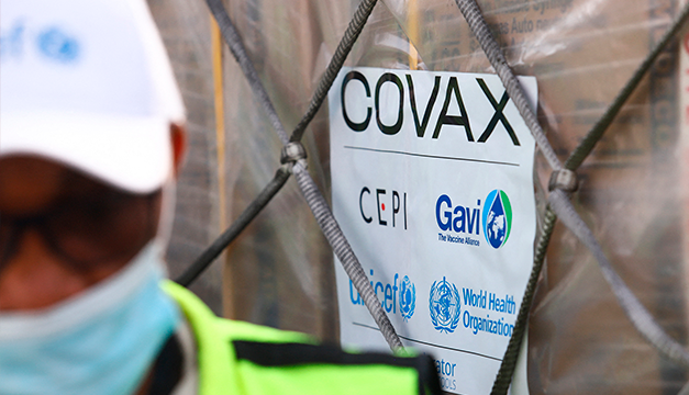 Ghana es el primer país en recibir vacunas gratuitas de la iniciativa Covax