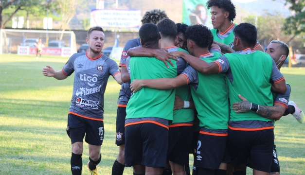 C.D. Águila sufrió para vencer al Municipal Limeño en Santa Rosa de Lima