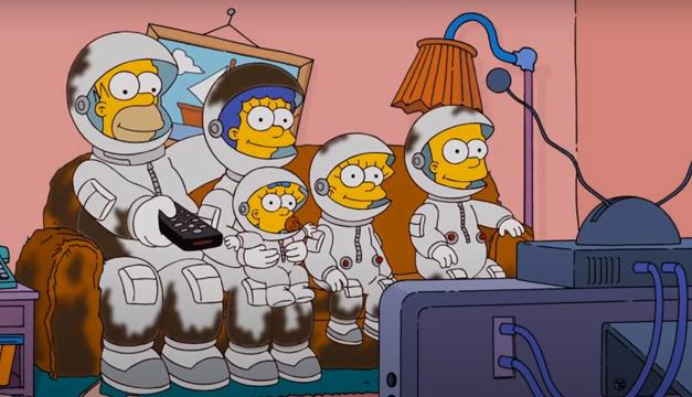 Los Simpson se renueva para temporadas 33 y 34