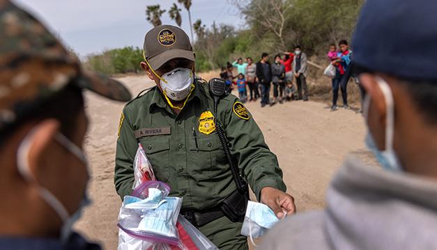 EEUU estima la llegada de 50,000 niños migrantes solos entre abril y mayo