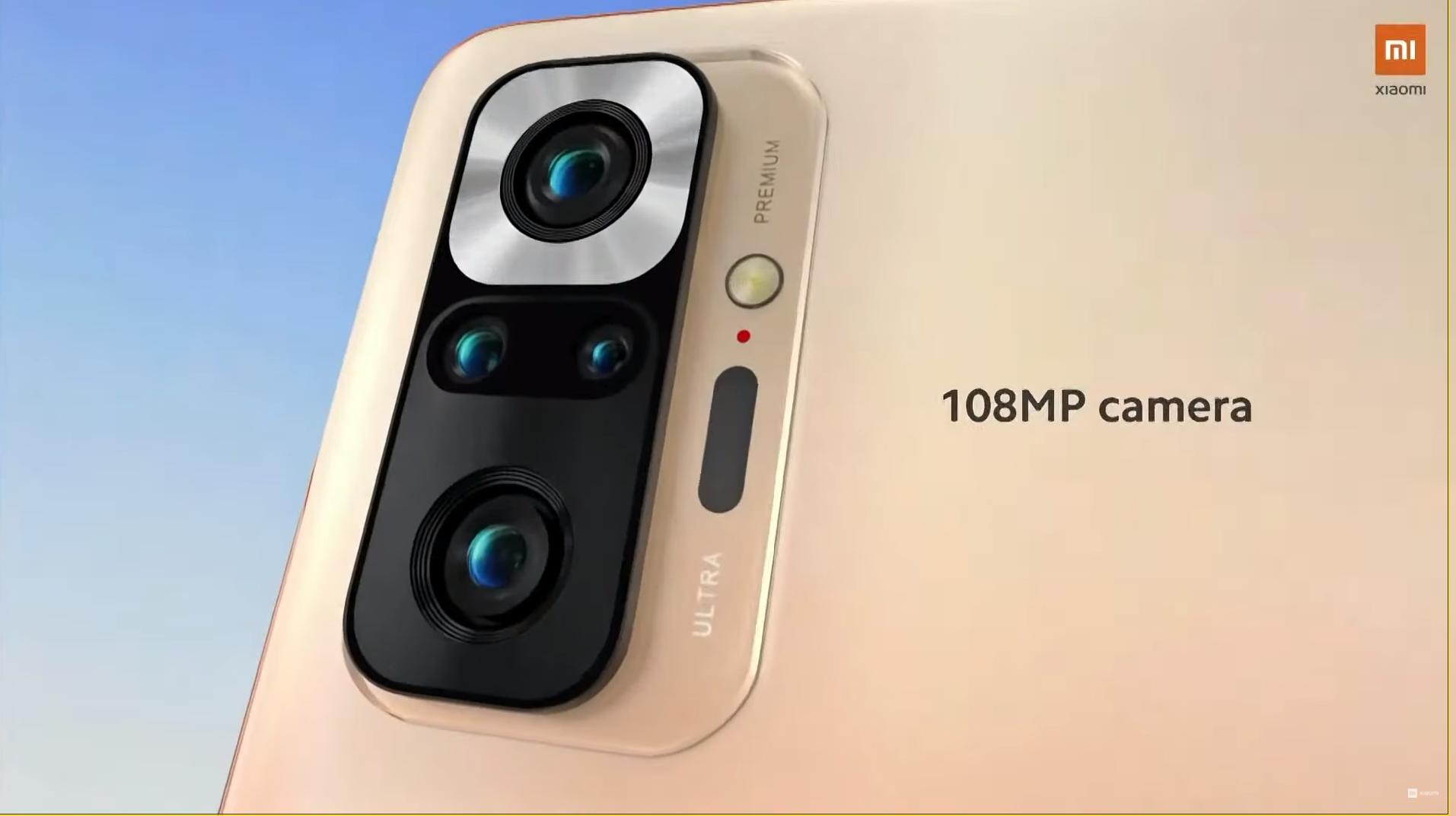 La serie Redmi Note 10 estrena panel AMOLED y cámara de 108 megapíxeles