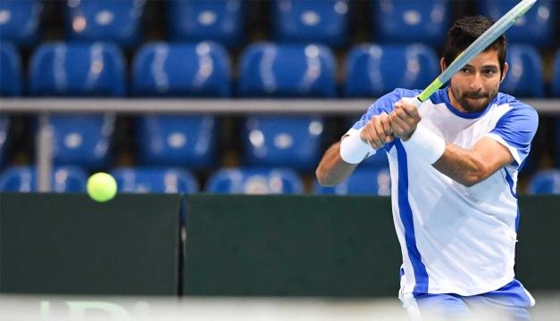 El Salvador pierde la serie ante Polonia por 3-1 en la Copa Davis