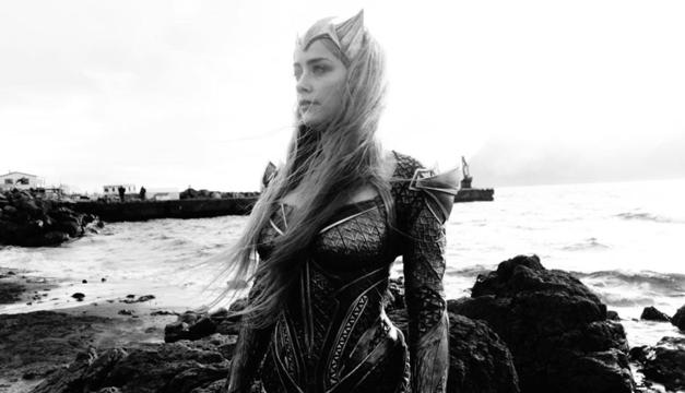 """Amber Heard continuará interpretando a Mera en """"Aquaman 2"""""""