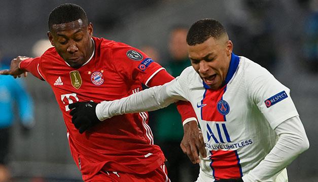 El campeón llega a París contra las cuerdas: debe ganar al menos 2-0