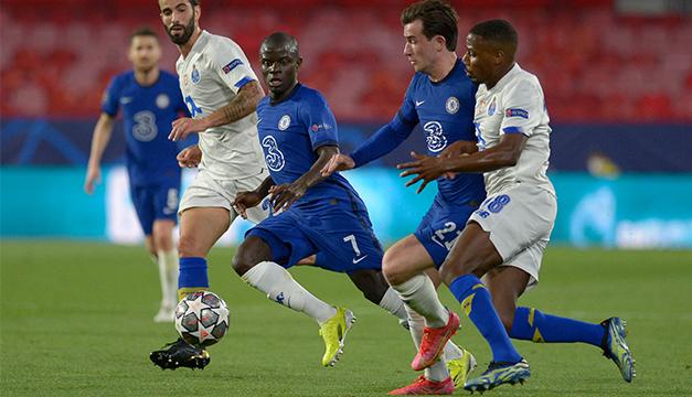 Un Chelsea de hierro regresa a semifinales