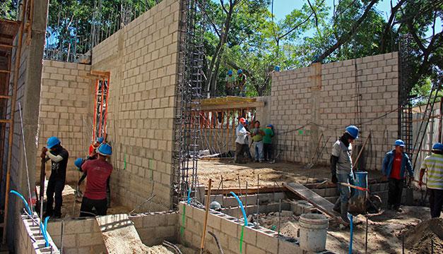 Construcción, uno de los sectores que más empujará la recuperación