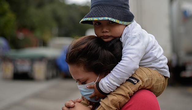 ONU: diez millones de habitantes de Guatemala, Honduras y El Salvador urgen de ayuda humanitaria